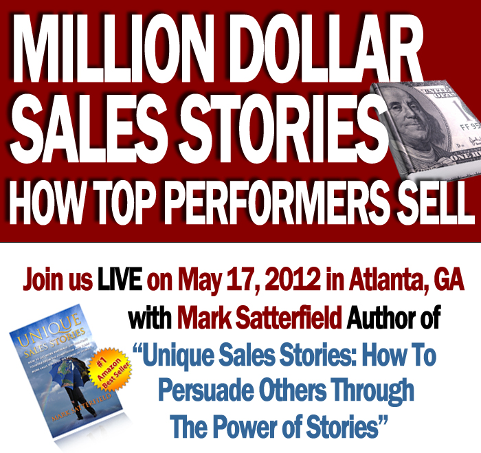 Million Dollar Sales Stories - How Leaders Sell